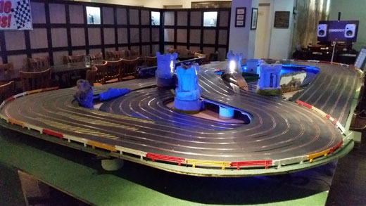 scalextric racing