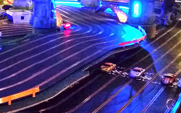 scalextric Glasgow 2